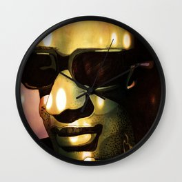 Hit The Road Jack Wall Clock
