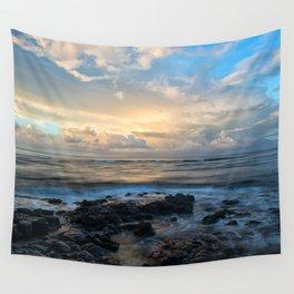 Sunrise, Poipu, Kauai Wall Tapestry
