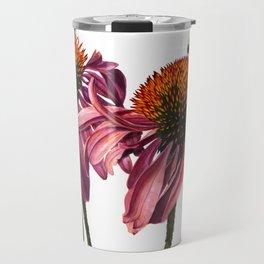 Coneflower Travel Mug