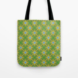 Pattern of valuably water ... Tote Bag