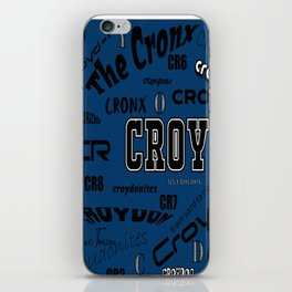 Croydon Wordsworth iPhone Skin