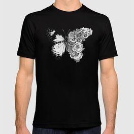 Butterfly in Bloom T-shirt