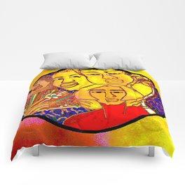 Colors of Ebony Comforters
