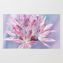 Allium pink 014 Rug