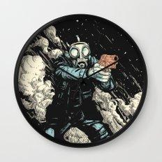 Attack! Wall Clock