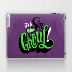 It's a Sin to be a Ghoul Laptop & iPad Skin