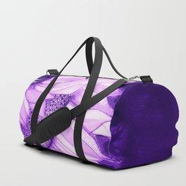 Purple Energy Duffle Bag