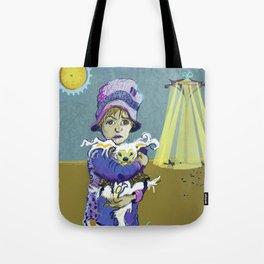 Betiolas 2 (Little Creature) Tote Bag