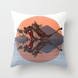 For someone like me Throw Pillow