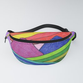 Bored At School (Period 5) Fanny Pack