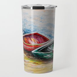 In from the Sea Travel Mug