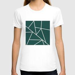 Emerald Mountain Lines T-shirt