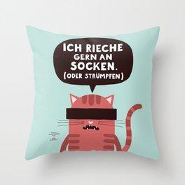 Animal Anonymous No. 3 Throw Pillow