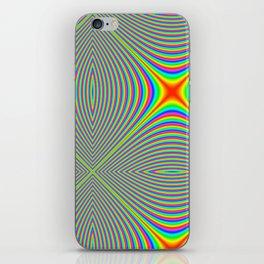 vibez iPhone Skin