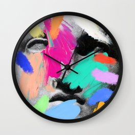 Composition 720 Wall Clock
