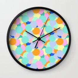 Rainbow I Wall Clock