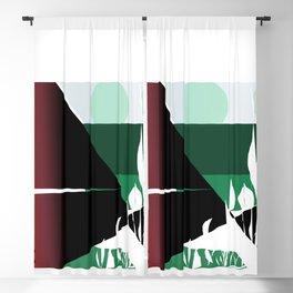 Sunset Landing Blackout Curtain