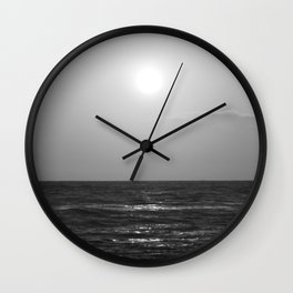 Slow Glow Wall Clock