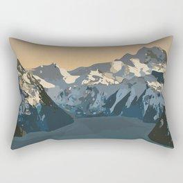 Garibaldi Park Poster Rectangular Pillow