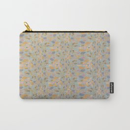 VESTIGE modern take on vintage chintz wallpaper Carry-All Pouch