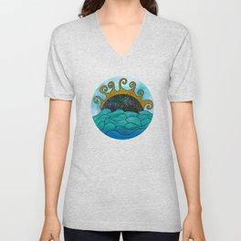 Oceania Unisex V-Neck