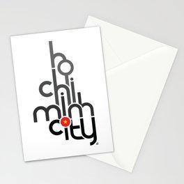 Ho Chi Minh City Stationery Cards