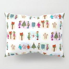 Cozy Kid Unicorns Pattern Pillow Sham