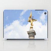 washington dc iPad Cases featuring Washington DC by Alexandra Nicole