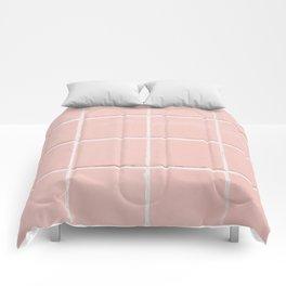 Retro tiles Comforters