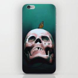Naturaleza muerta iPhone Skin