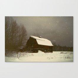 Barnstorm! Canvas Print