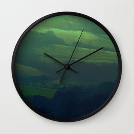 Fog 16 Wall Clock