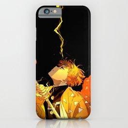 Zenitsu iPhone Case