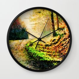 Haldon Forest Park Wall Clock