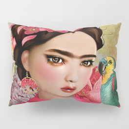 Frida Pillow Sham