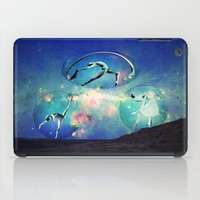 ballet iPad Cases featuring Ballet by Cs025