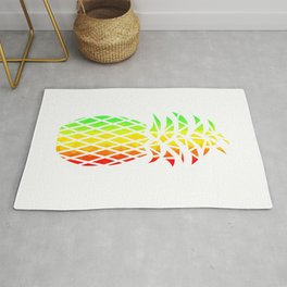 Pineapple Punch Rug