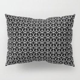 Peace Symbol Pillow Sham