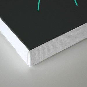 Illuminati (alt color) Canvas Print