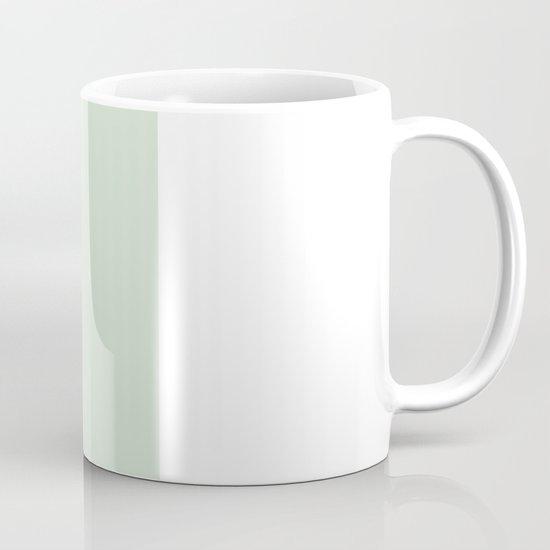Life is Beautiful Olive Tree Mug