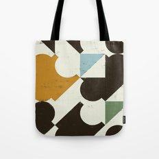 Retrometry I Tote Bag