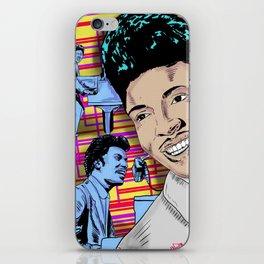 Little Richard iPhone Skin