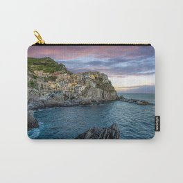 magnificent Manarola at sunset Carry-All Pouch