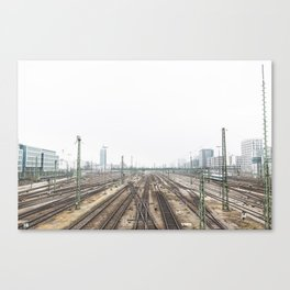 yard Canvas Print