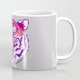 Pink Endangered Coffee Mug