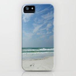 Siesta Key iPhone Case