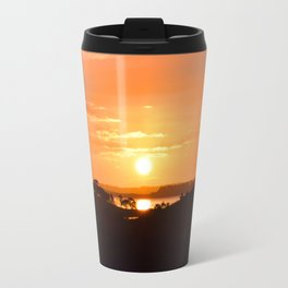 Sunset Reflection Travel Mug