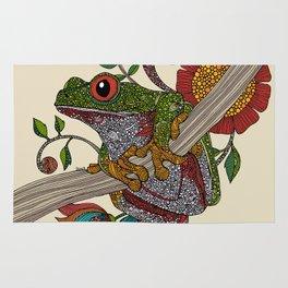 Phileus Frog Rug
