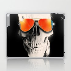 Summer Skull Laptop & iPad Skin