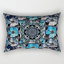 Cherokee rose BG 4 Rectangular Pillow
